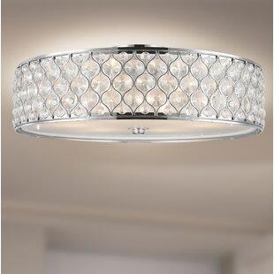 Bathroom crystal lighting wayfair save aloadofball Image collections