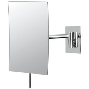 Read Reviews Mirror Image Minimalist Rectangular Wall Mirror ByMirror Image