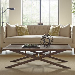 Crawford Coffee Table with Tray Top