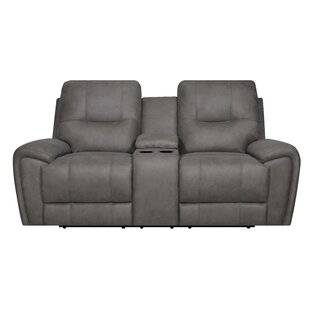 Rutter Reclining Loveseat by Charlton Home