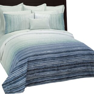 Stigall Reversible Duvet Cover Set