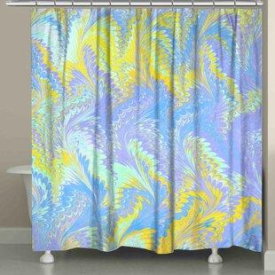 Ebern Designs Harty Shower Curtain