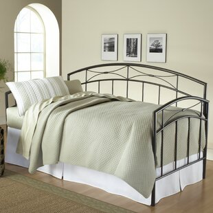 Reviews Contemporary Metal Frame Daybed by Alcott Hill Reviews (2019) & Buyer's Guide