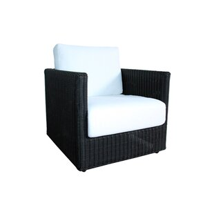 E9-Halo Palma Club Chair with Cushions