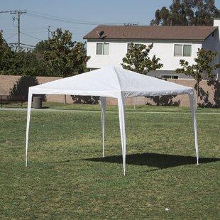 Belleze 10 Ft. W x 10 Ft. D Steel Canopy