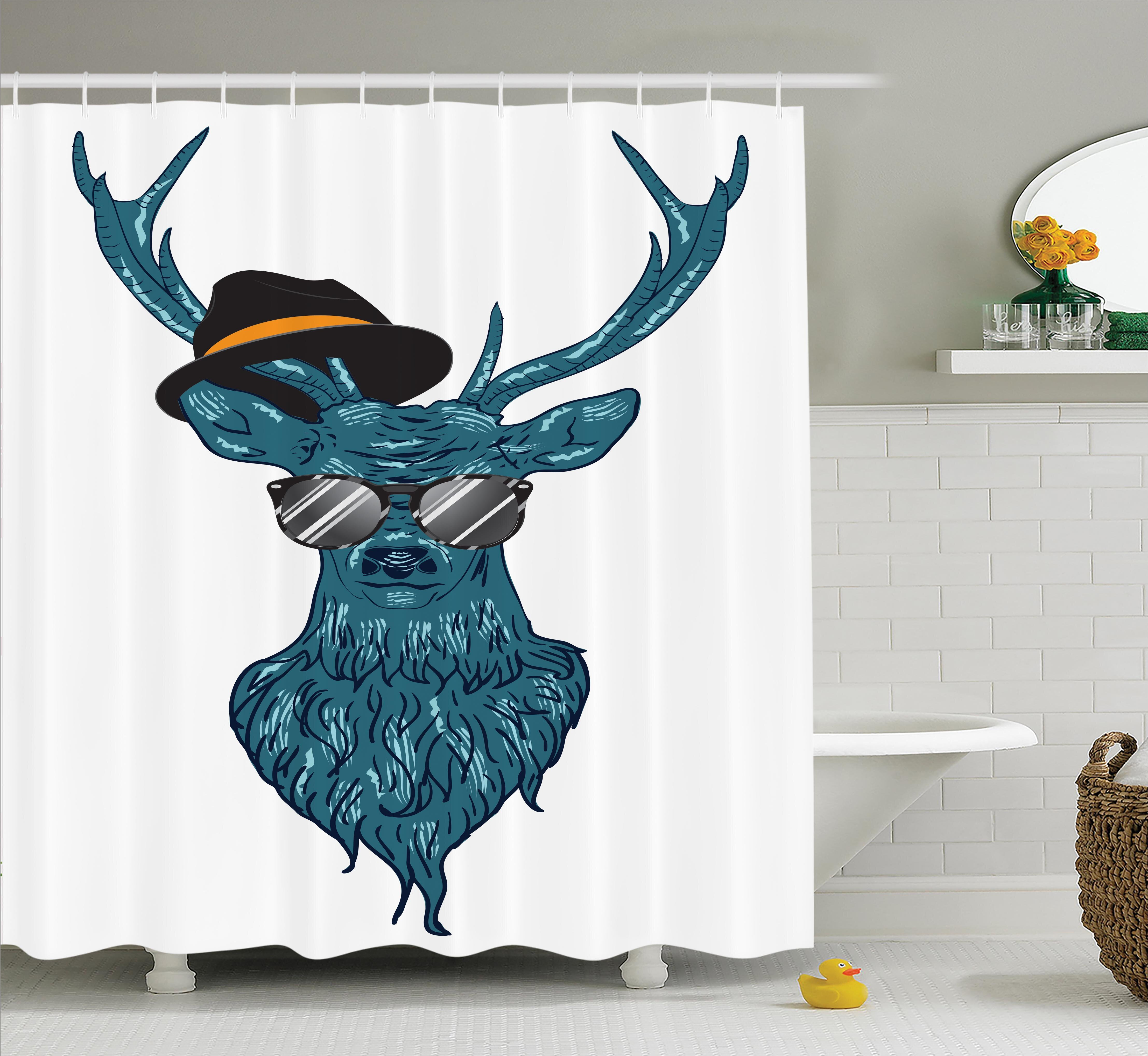 East Urban Home Hipster Shower Curtain