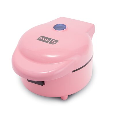 DASH Deluxe Waffle Bowl Maker  Color: Pink