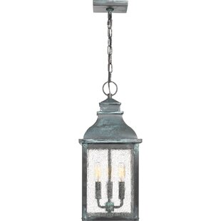 Modbury 3-Light Outdoor Hanging Lantern by Darby Home Co Fresh