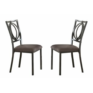 Atlas Upholstered Dining Chairs (Set of 2..