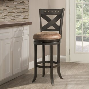 Low priced Besni 30 Swivel Bar Stool by Loon Peak Reviews (2019) & Buyer's Guide