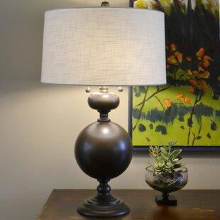 Wildon Home ® Bronzed Steel 30.5
