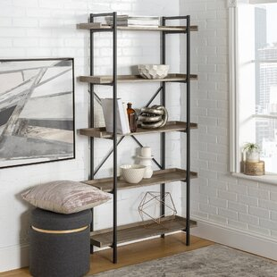 Swindell Standard Bookcase by Williston Forge