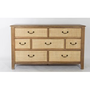 Linen 7 Drawer Dresser by Panama Jack Home