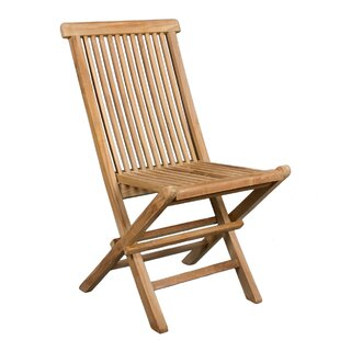 Folding Garden Chair Image