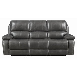 Inexpensive Neace Reclining Sofa by Red Barrel Studio Reviews (2019) & Buyer's Guide