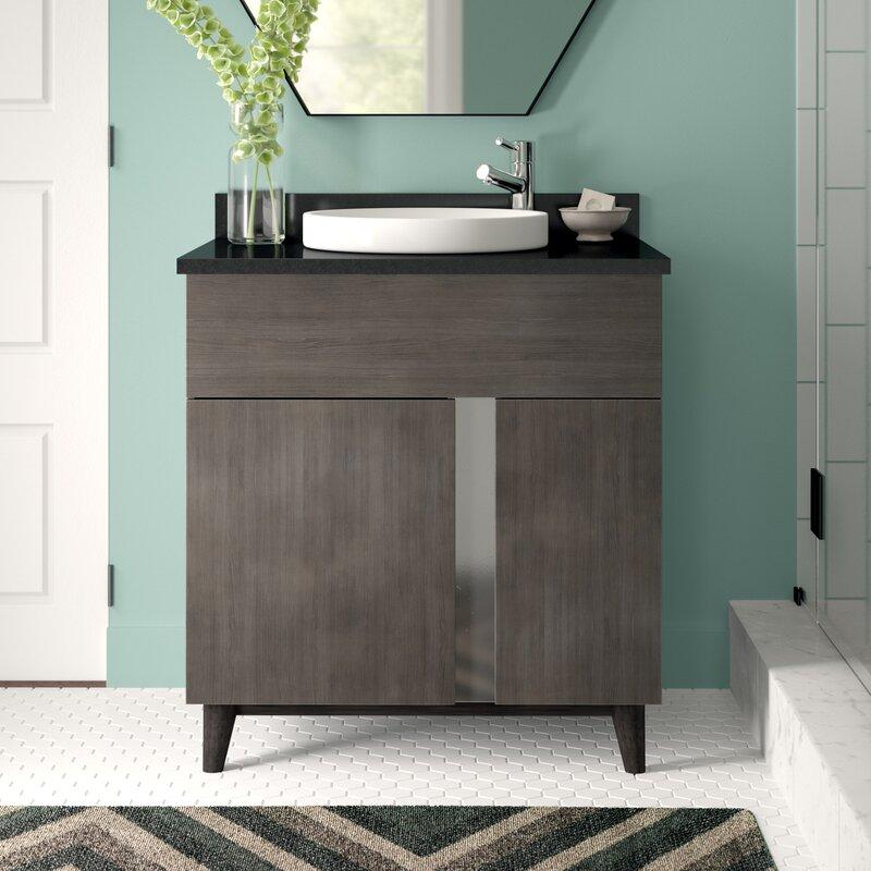 wrought studio galyon 31 single bathroom vanity set wayfair rh wayfair com 31 bathroom vanity white 31 bathroom vanity with sink