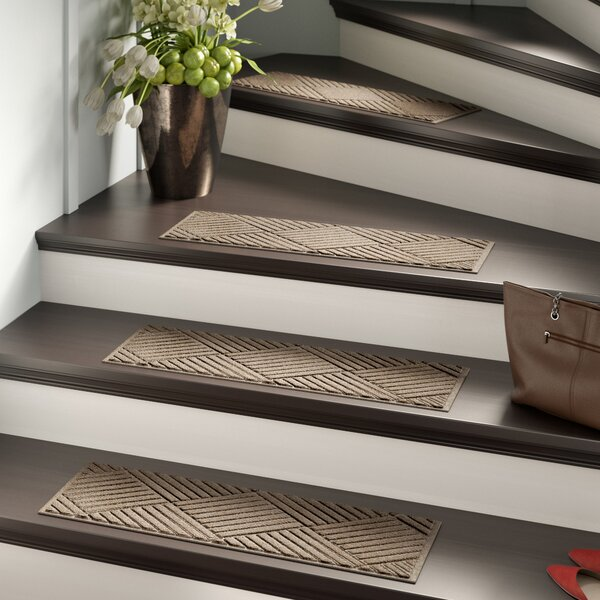 Bull Nose Carpet Stair Treads Wayfair