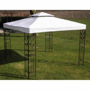Jaelynn 7.5m X 7m Steel Patio Gazebo By Sol 72 Outdoor