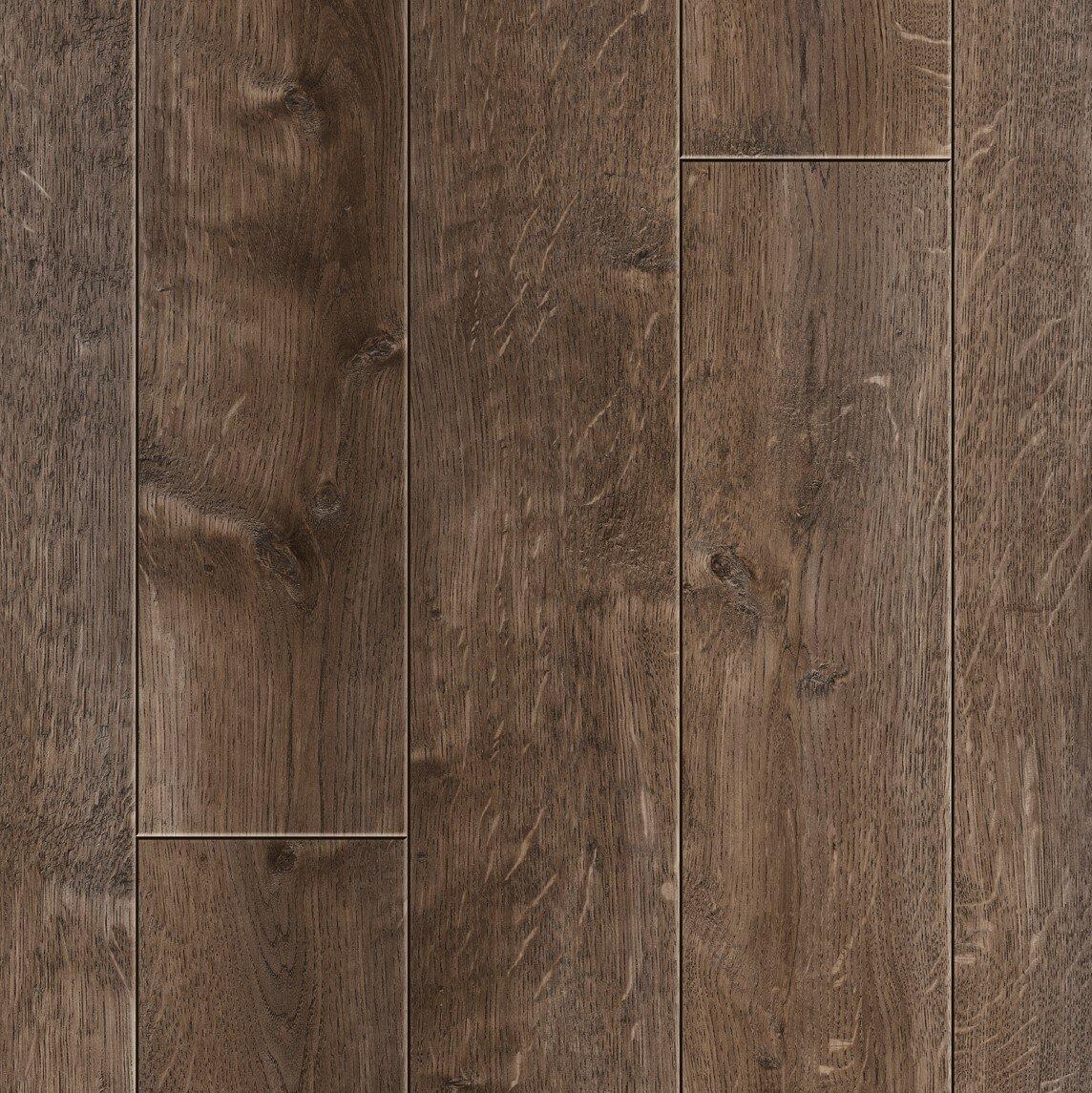 American Concepts 6 X 47 X 12mm Oak Laminate Flooring Wayfair