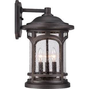 Shop For Sheppard 3-Light Outdoor Wall Lantern By Longshore Tides