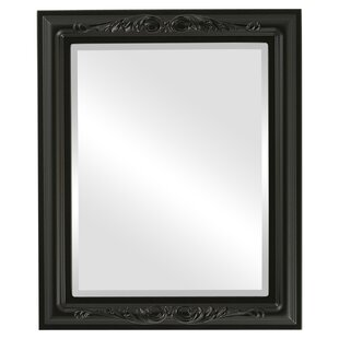House of Hampton Winfrey Framed Rectangle Accent Mirror