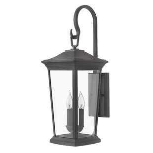 Bromley 3-Light Outdoor Wall Lantern by H..
