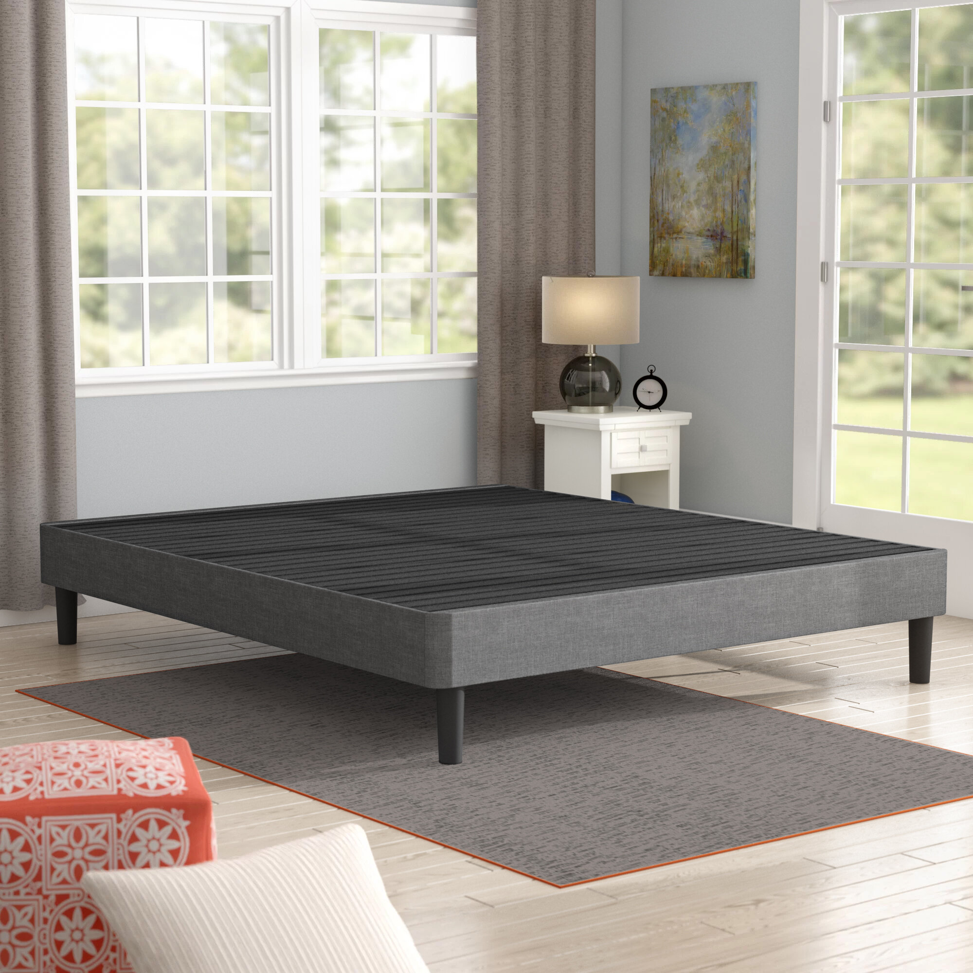 Alwyn Home Ryland Platform Bed Frame & Reviews | Wayfair
