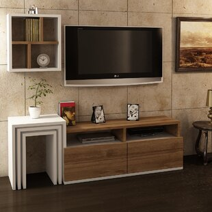 Yadiel Entertainment Unit For TVs Up To 85