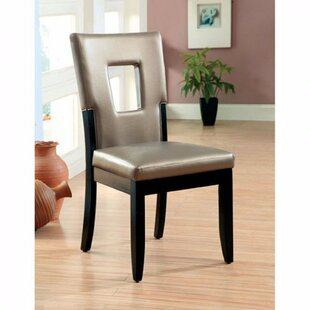 Marqkitta Upholstered Dining Chair (Set of 2) Red Barrel Studio