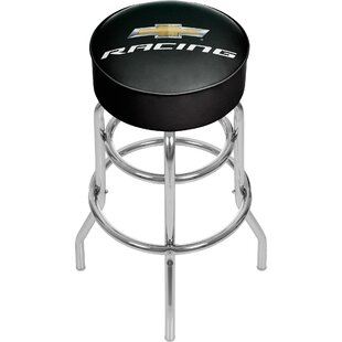 Chevy Racing 31 Swivel Bar Stool