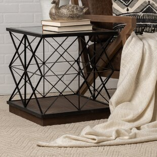 Wyble End Table by Union Rustic