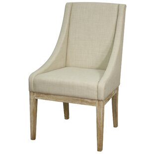 Charee Fabric Side Chair by Gracie Oaks