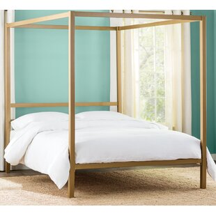 Mercer41 Stanley Canopy Bed