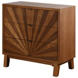 Cybil 3 Drawer Bachelor's Chest by Brayden Studio®