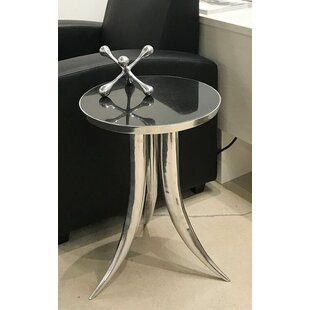 Hargraves End Table by Orren Ellis