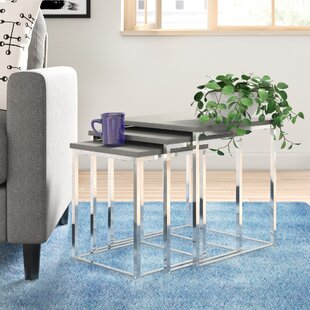 Gifford 3 Piece Nest Of Tables By Zipcode Design