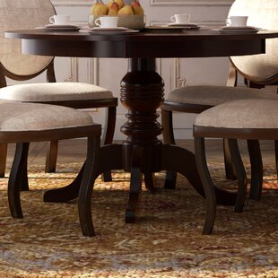Freeport Solid Wood Dining Table by Astoria Grand Purchase