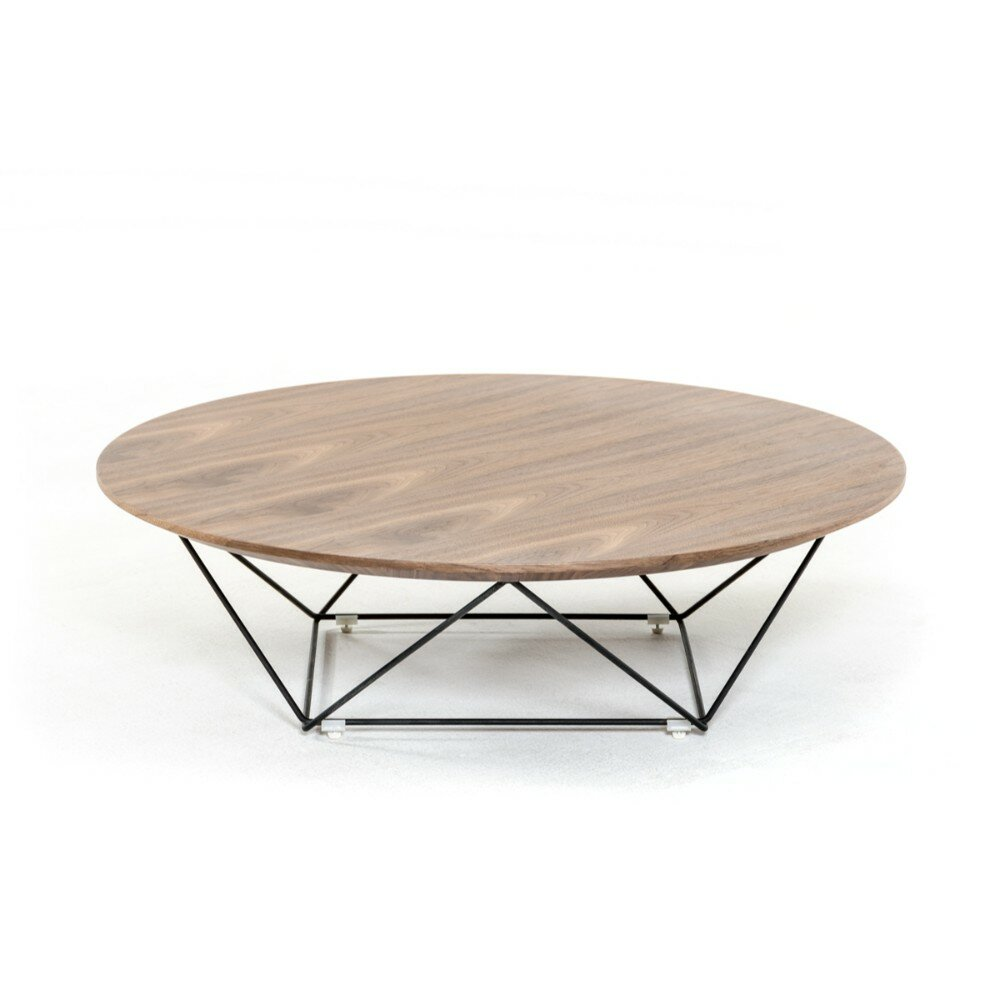 Foundry Select Plympton Coffee Table With Tray Top Wayfair