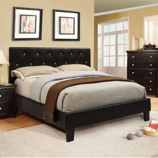 Red Barrel Studio Maren Upholstered Platform Bed