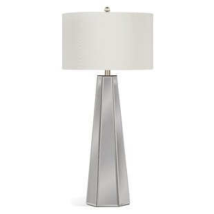 Reviews Malone 37 Table Lamp By House of Hampton