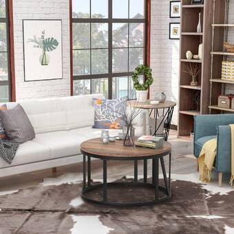 Mercer41 Coppedge Coffee Table Wayfair