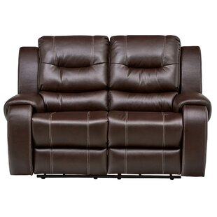 Daigre Double Reclining Loveseat by Red Barrel Studio Discount