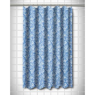 Compare Poplar Sea Shower Curtain By Highland Dunes