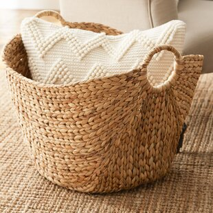 Sea Grass Basket & Storage Boxes Storage Bins u0026 Storage Baskets Youu0027ll Love