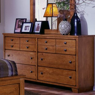 Chinn 6 Drawer Standard Dresser/Chest