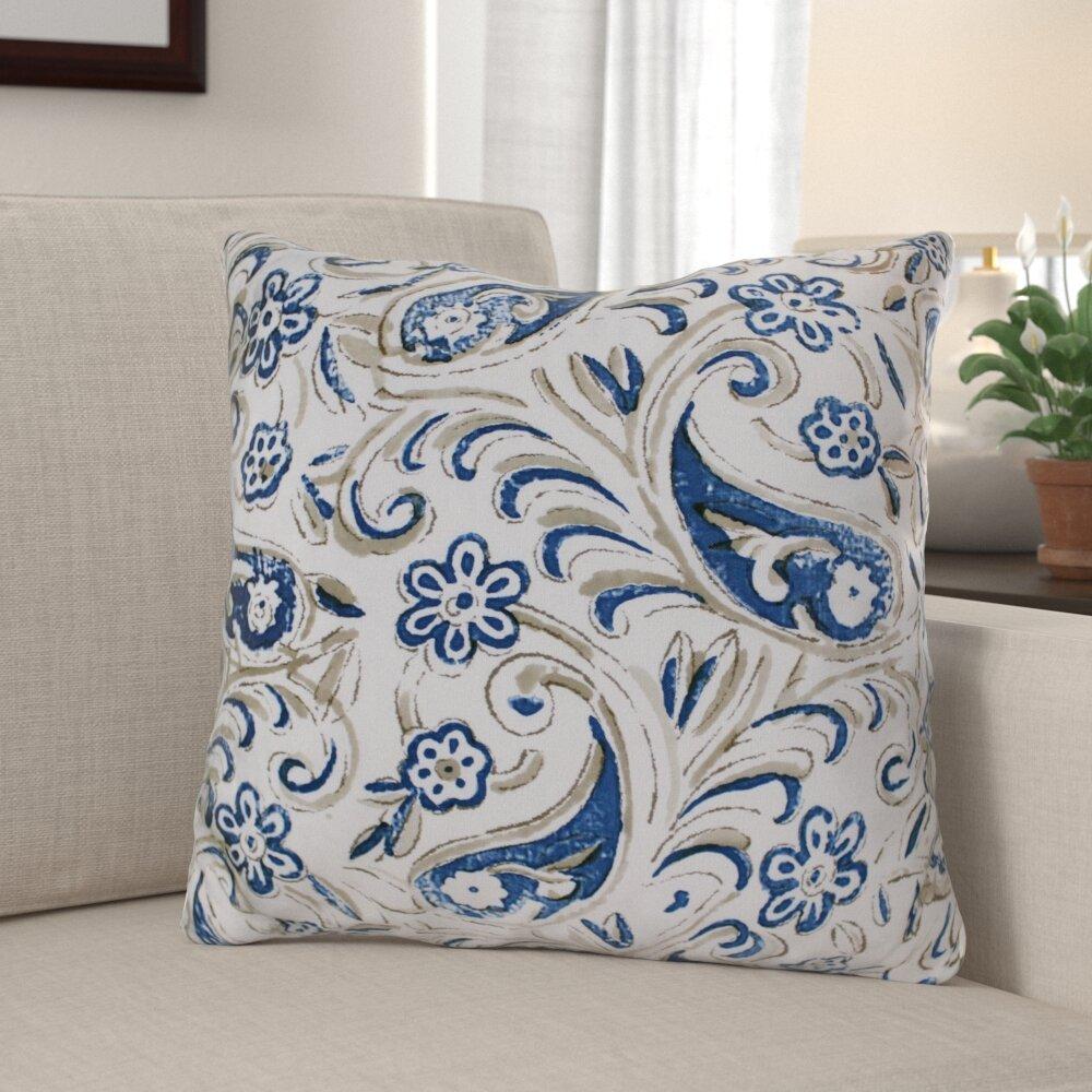 Winston Porter Spohn Throw Pillow Reviews Wayfair