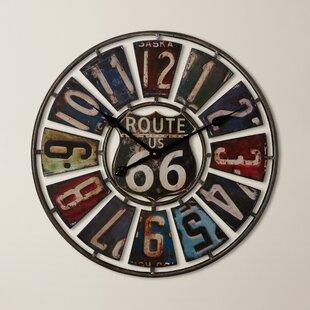 Hazelwood 22.75 Wall Clock ByTrent Austin Design
