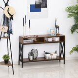 Palos 47.25 Console Table by 17 Stories