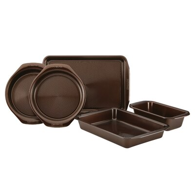 Non-Stick 5 Piece Bakeware Set Circulon