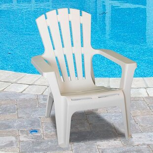 Gracelyn Plastic Adirondack Chair (Set of 2)